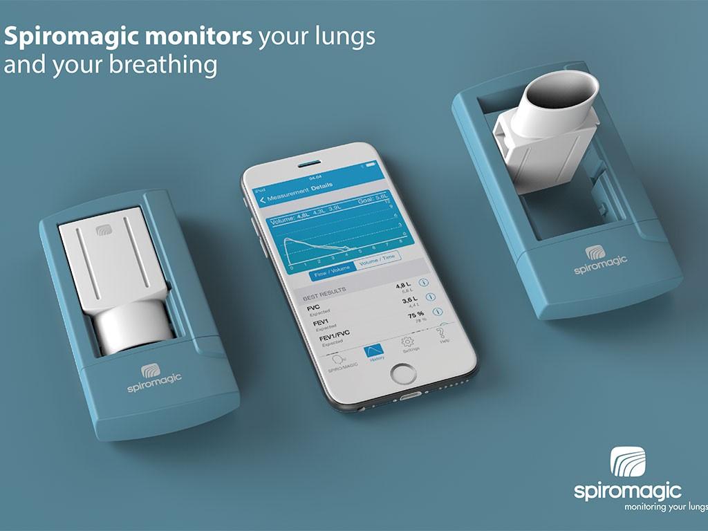 Spiromagic