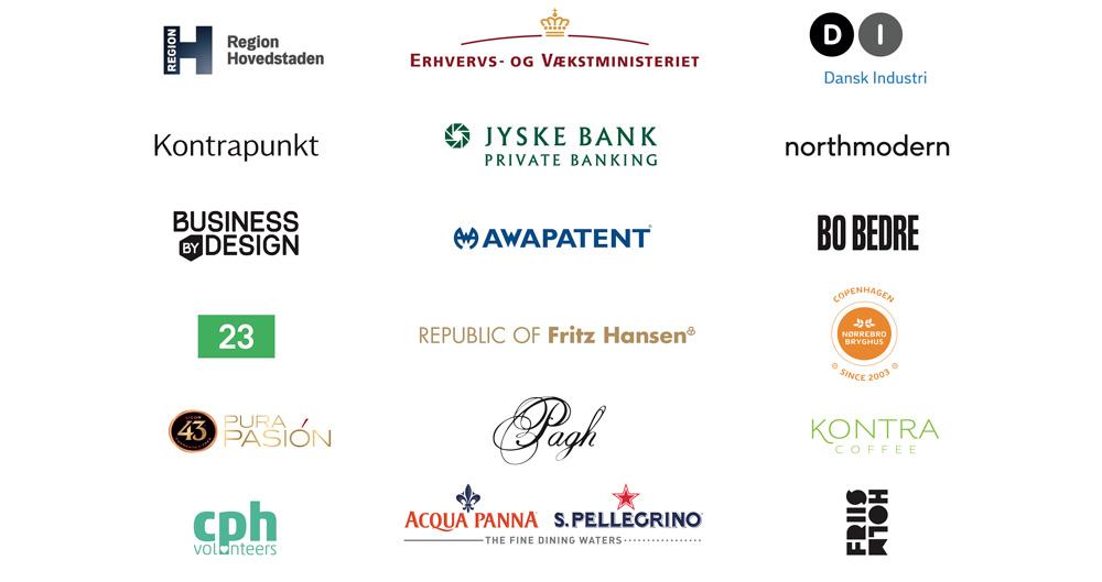 Danish Design Award præsenteres med støtte fra vores sponsorer