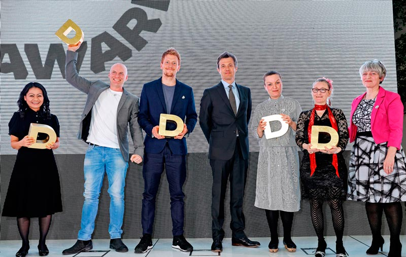 Danish Design Award 2016 Presents the Winners