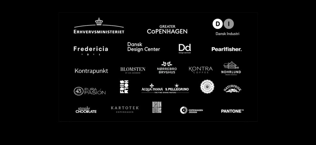 Sponsorer Danish Design Award 2018