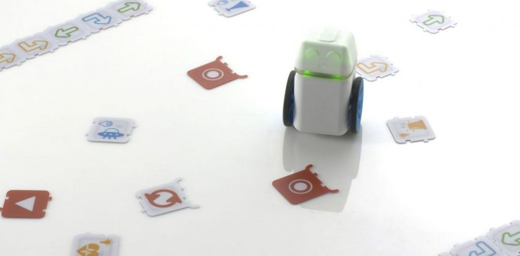 Kubo Robot & The #TagTile Language