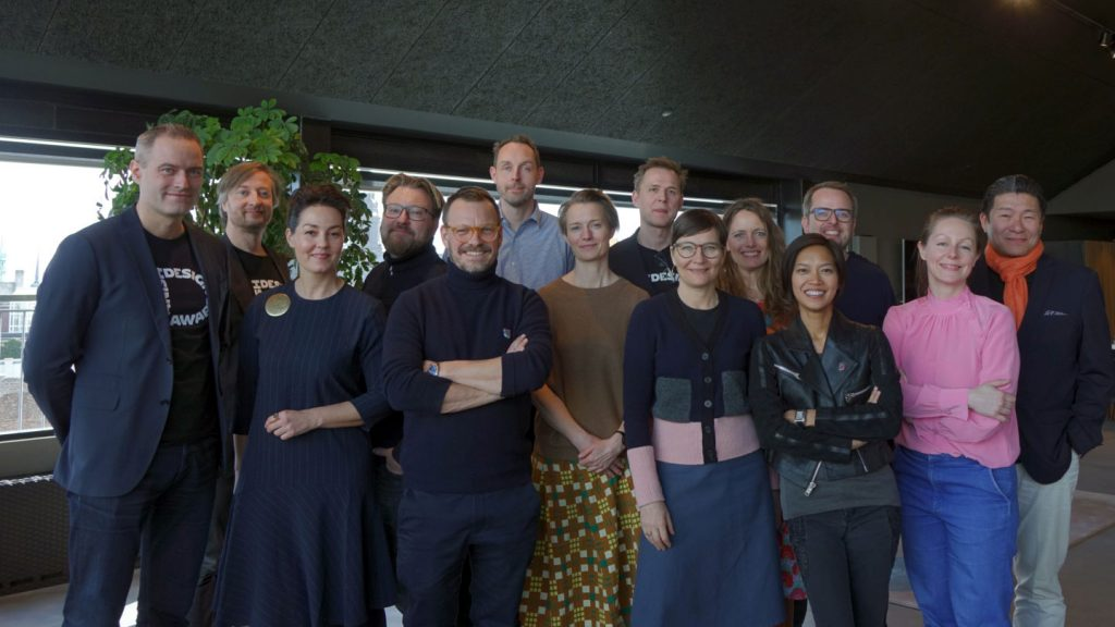 Danish Design Award jury 2018