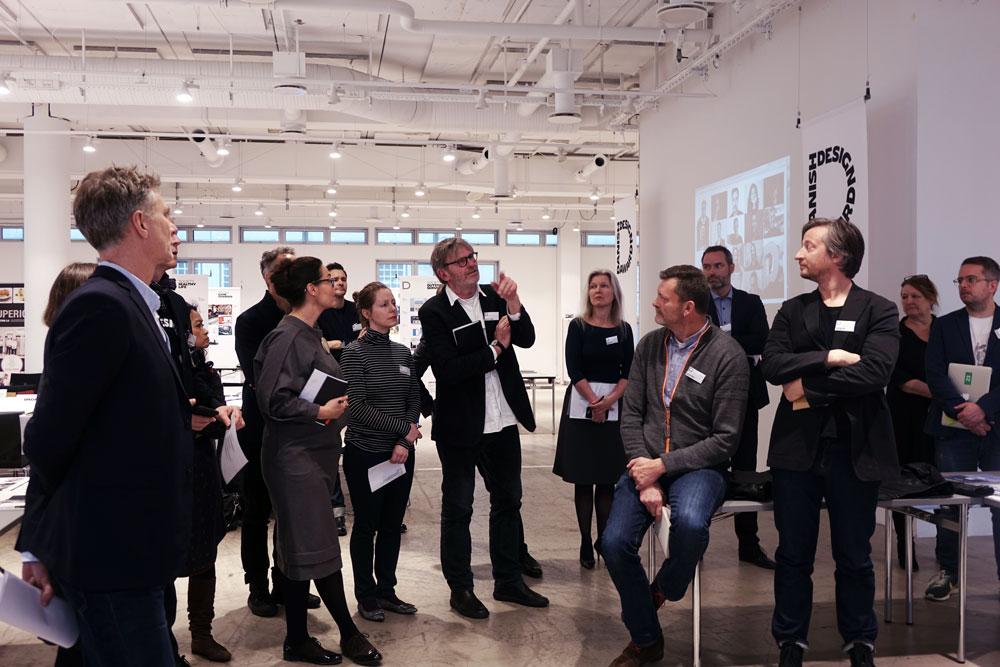 Informationsmøde: Indsendelse til Danish Design Award 2018