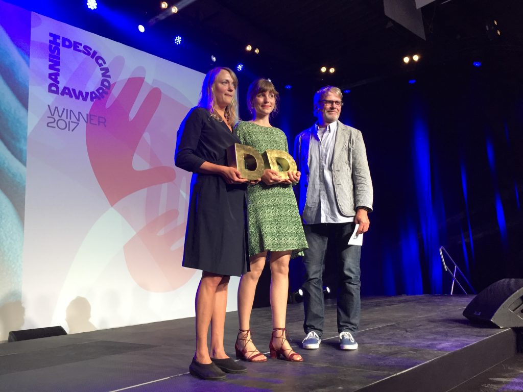 Danish Design Award fejrer talenter og velfærdsdesign ved prisfest i Kolding