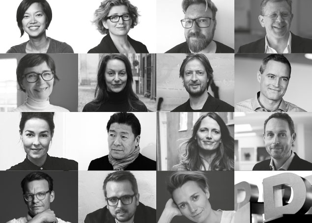 The jury is ready for Danish Design Award 2018
