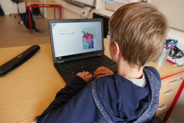 EyeJustRead leverer digital innovation mod læsevanskeligheder