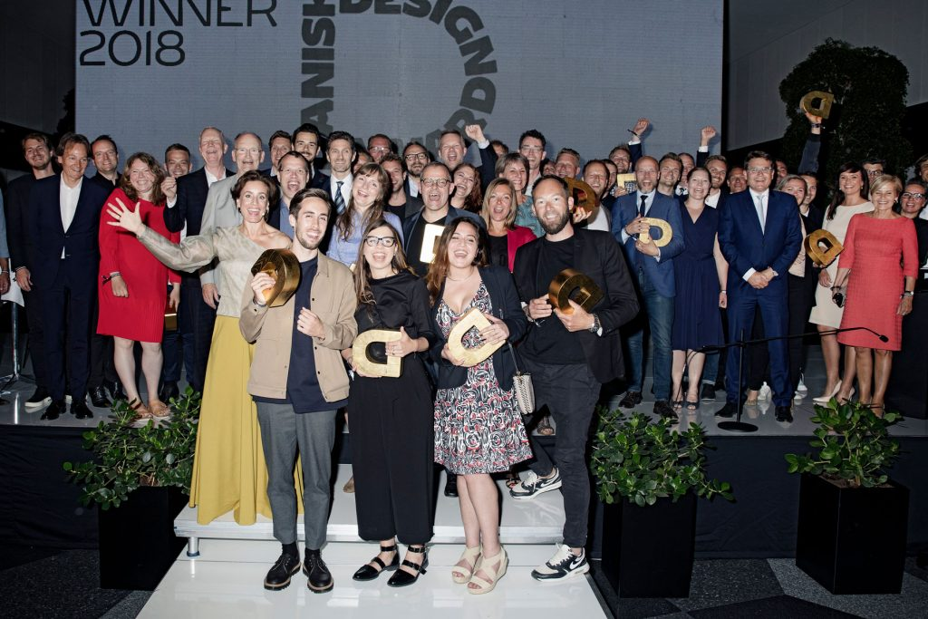 DANISH DESIGN AWARD 2018: HERE ARE THE WINNERS