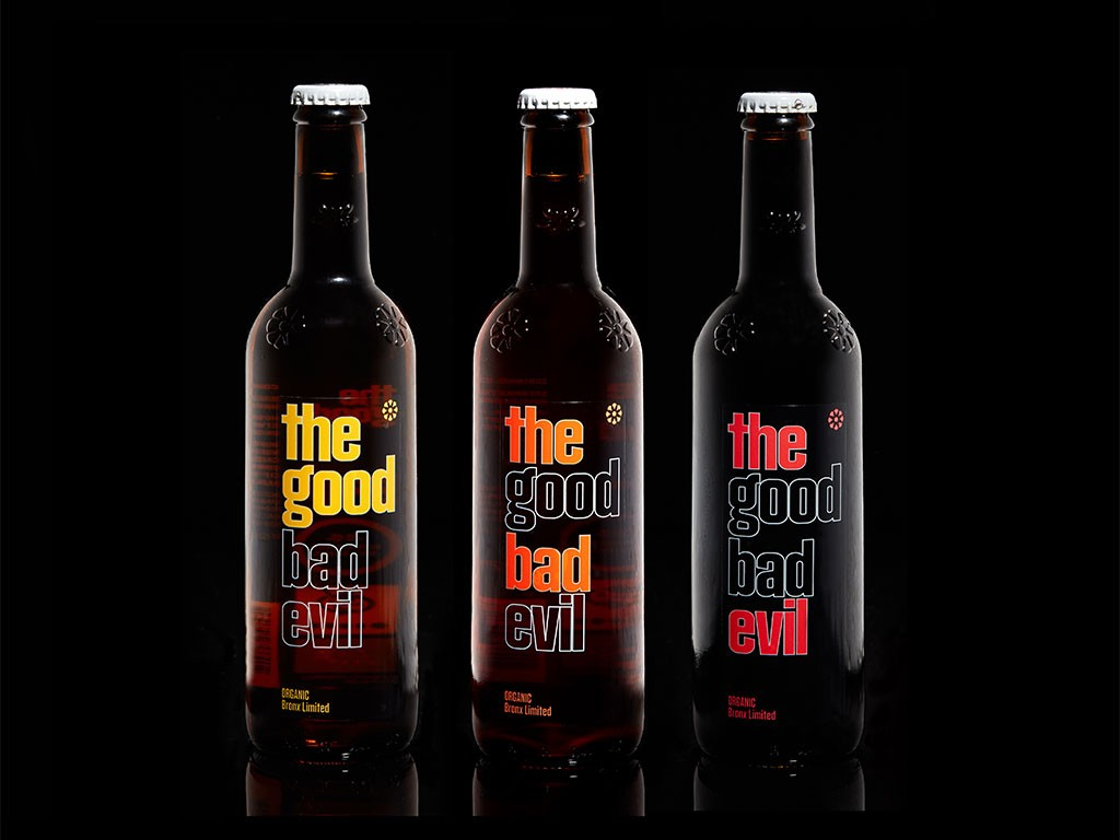 The Good, The Bad, The Evil collection