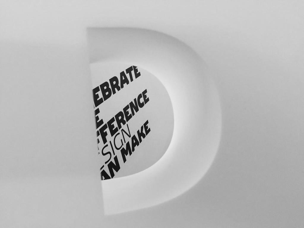 Visuel identitet til Danish Design Award fra Kontrapunkt