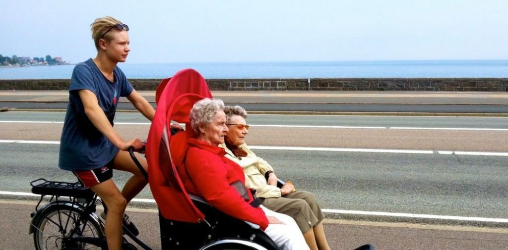 Cycling Without Age