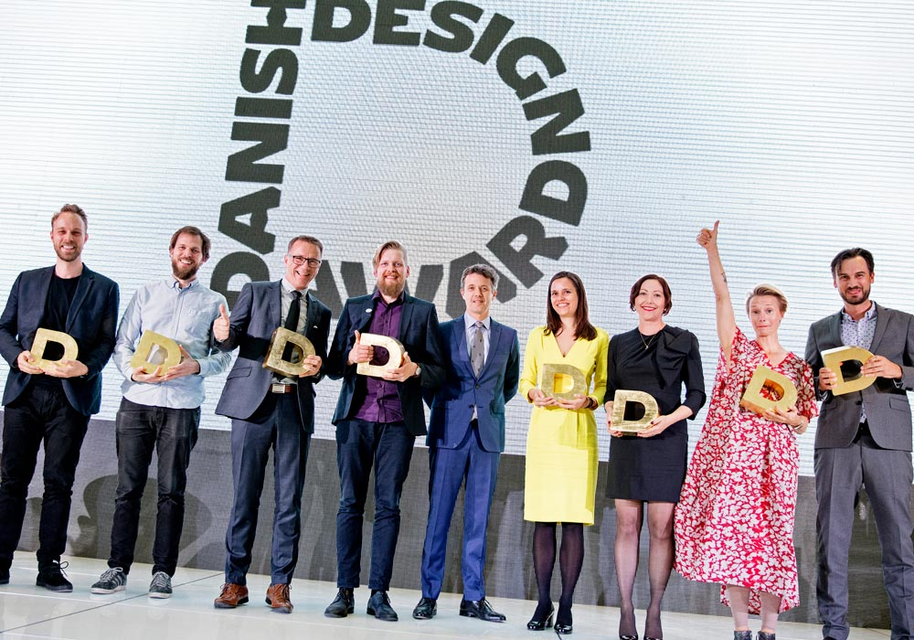 Danish Design Award winners 2017