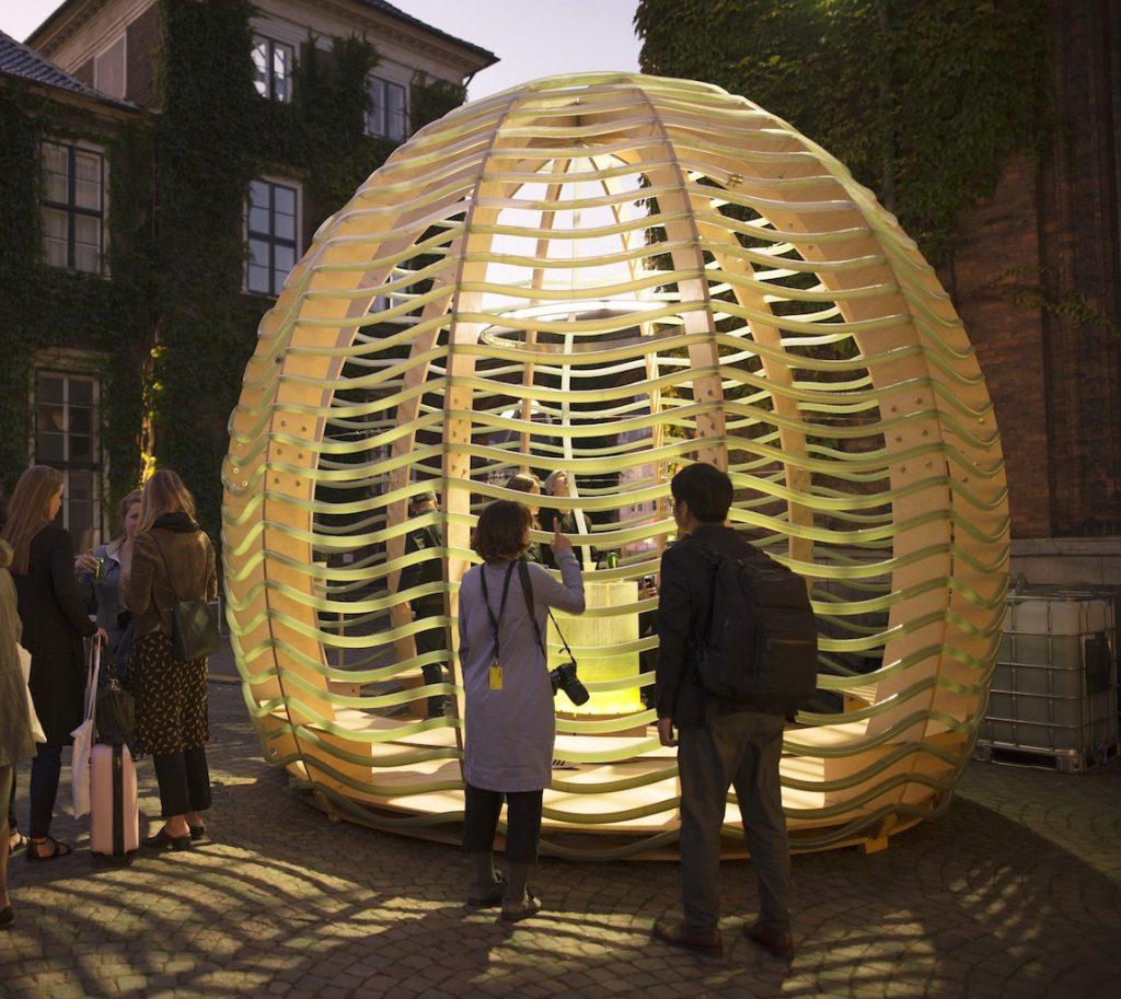 Algae Dome