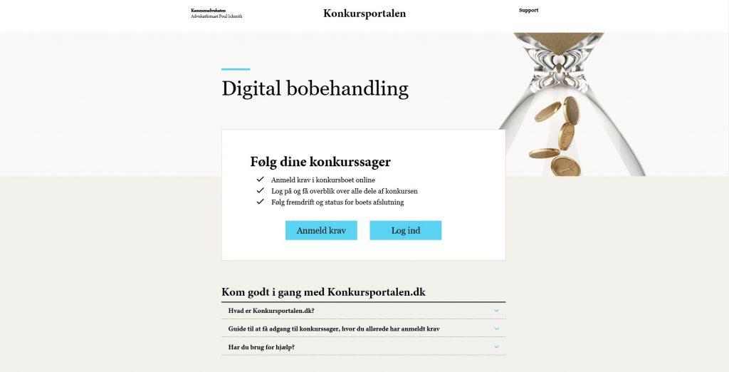 Konkursportalen.dk