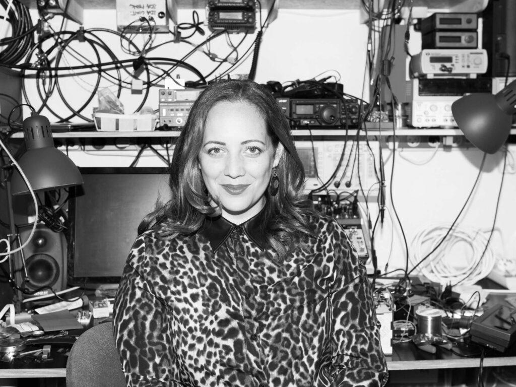 Dr. Vanessa Julia Carpenter