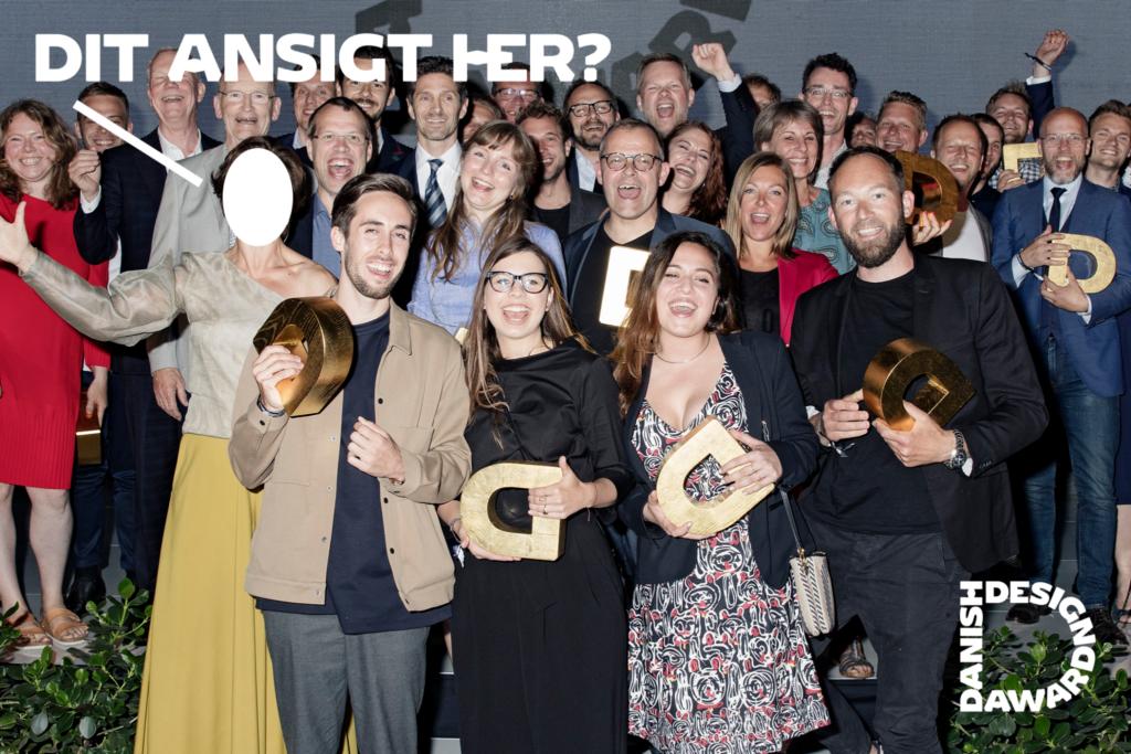 DANISH DESIGN AWARD 2022 ÅBEN FOR INDSENDELSER: DESIGN SKAL GØRE EN FORSKEL